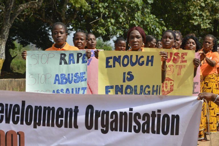 16 Days of Activism Sensitization