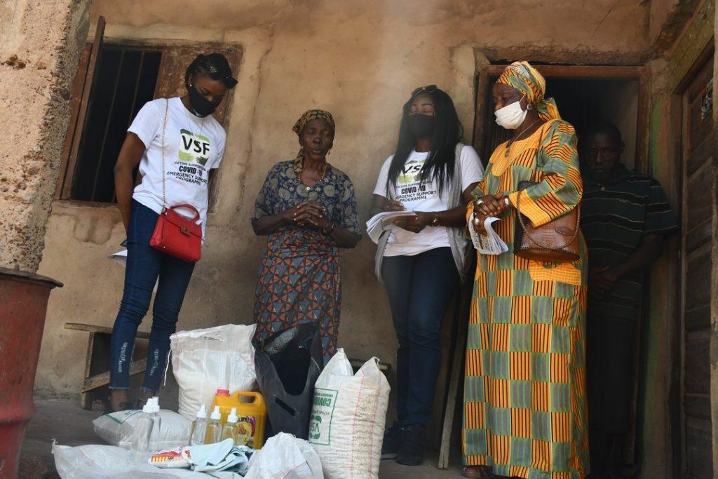 NGO donates palliatives to 254 vulnerable households in Enugu
