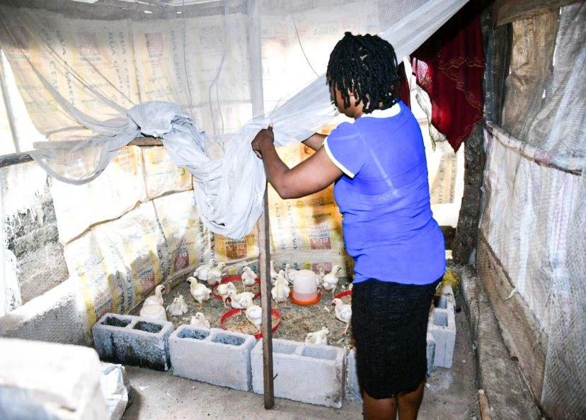 The Pain of the Pandemic: Chinasa's Story to Stability