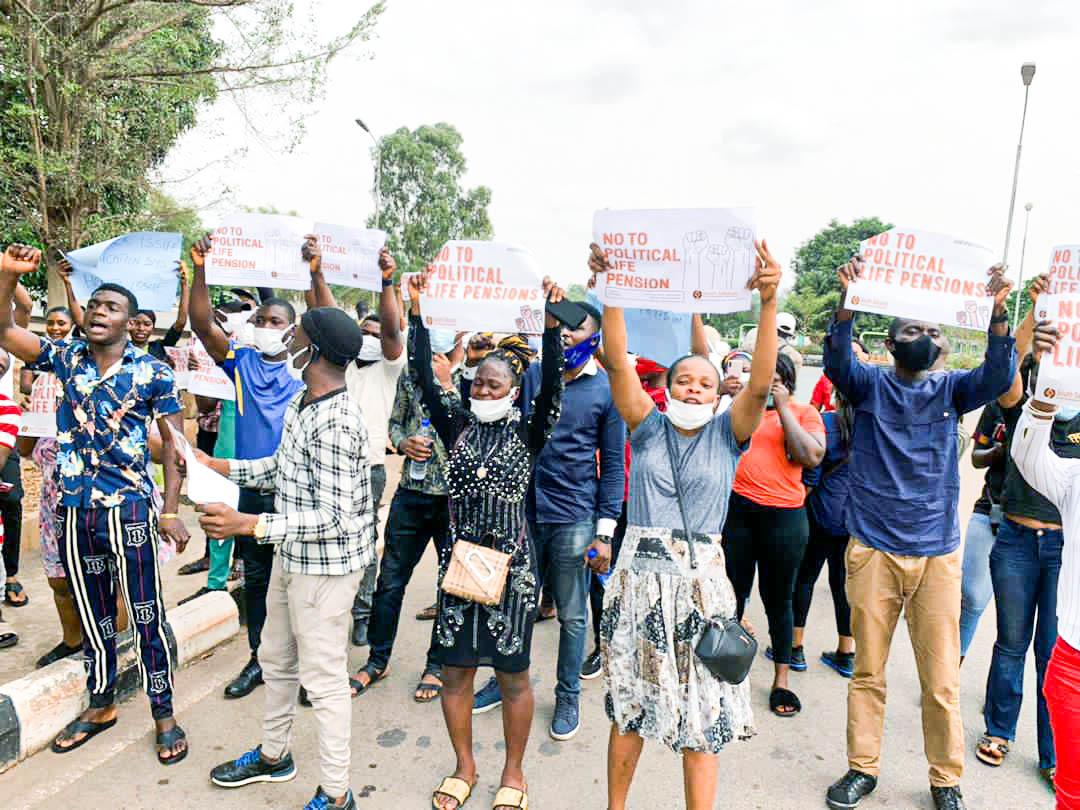 THE ENUGU GUBERNATORIAL PENSION BILL AND SSDO'S RESPONSE